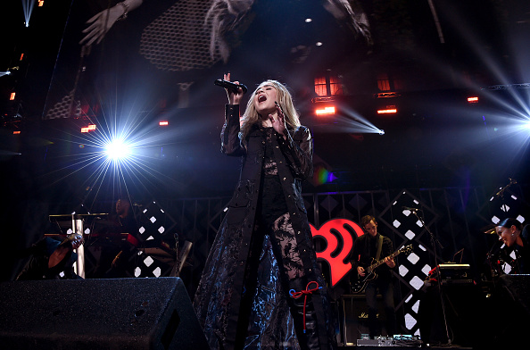 Incidental People「106.1 KISS FM's Jingle Ball 2018 - Show」:写真・画像(8)[壁紙.com]