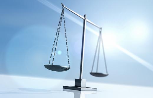 Equality「Balanced weight scale」:スマホ壁紙(17)