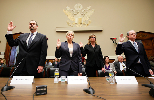 Risk「Financial Crisis Inquiry Commission Holds Hearing On Subprime Lending」:写真・画像(1)[壁紙.com]