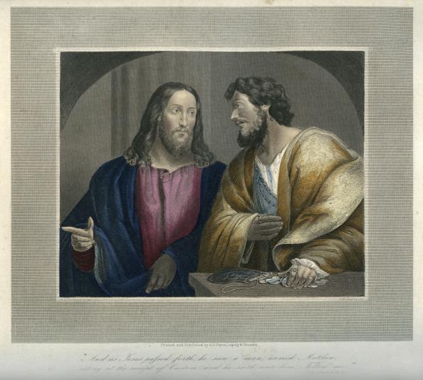 New Testament「Matthew joins Jesus as his disciple - Bible, New Testament」:写真・画像(10)[壁紙.com]