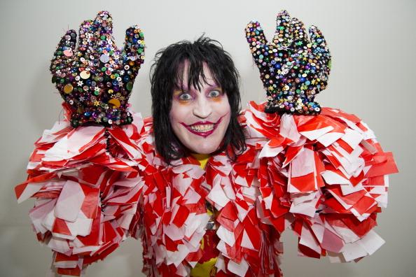 ロンドンファッションウィーク「Bas Kosters: Backstage - London Fashion Week AW14」:写真・画像(18)[壁紙.com]