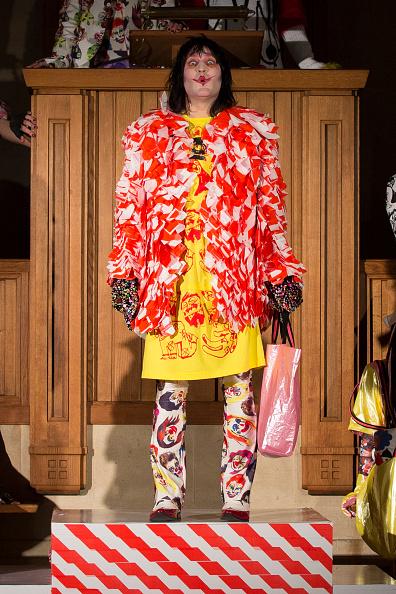 Noel Fielding「Bas Kosters: Runway - London Fashion Week AW14」:写真・画像(3)[壁紙.com]