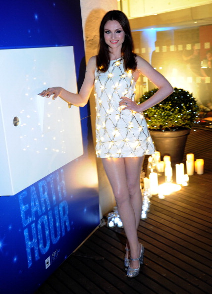 World Wildlife Fund「Sophie Ellis Bextor Performs By Candlelight For The WWF Earth Hour」:写真・画像(2)[壁紙.com]