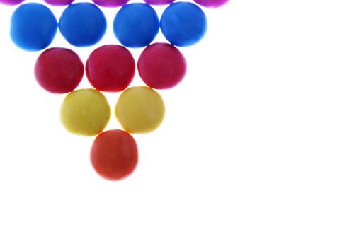 Milk Chocolate「Colourful candies」:スマホ壁紙(3)
