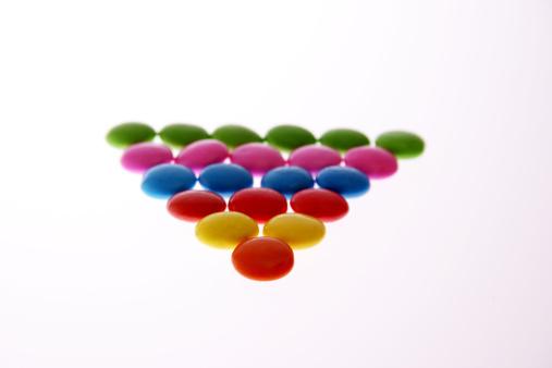 Milk Chocolate「Colourful candies」:スマホ壁紙(2)