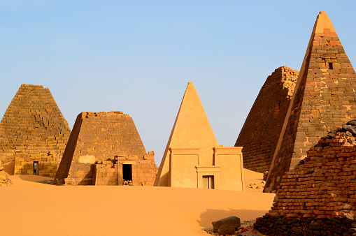 East Africa「Meroe Kush Kingdom, Sudan」:スマホ壁紙(0)