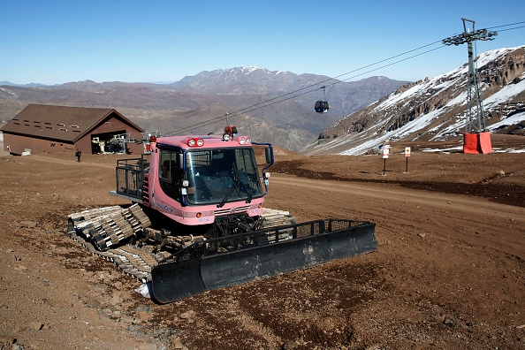 Bestof「Mega Drought Forces Early End of Ski Season In Chile」:写真・画像(9)[壁紙.com]