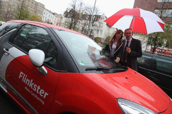 Sean Gallup「Flinkster Celebrates 250,000th Car Sharing Customer」:写真・画像(0)[壁紙.com]
