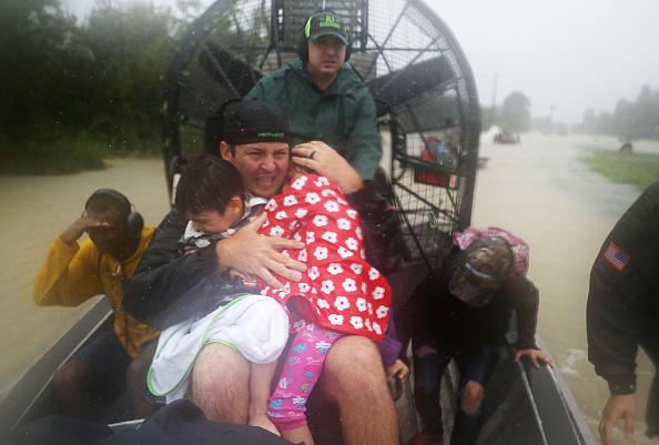 USA「Epic Flooding Inundates Houston After Hurricane Harvey」:写真・画像(7)[壁紙.com]