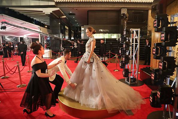 Clothing「2017 Logie Awards - Arrivals」:写真・画像(13)[壁紙.com]