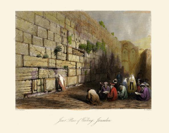 Shrine「The Holy Land - Jews Place of Wailing, Jerusalem」:写真・画像(15)[壁紙.com]