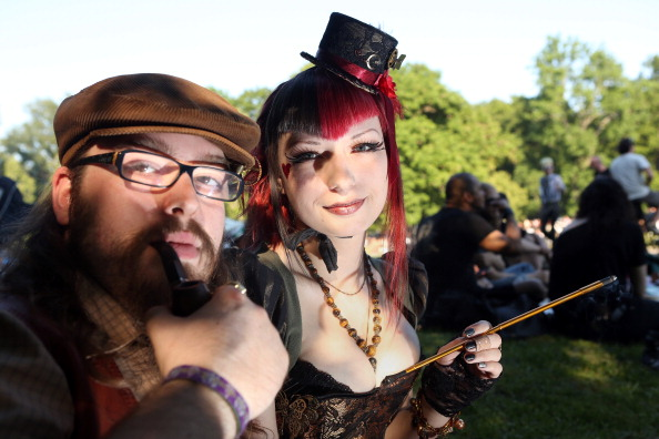 Gothic Style「2014 Wave And Gothic Festival In Leipzig」:写真・画像(1)[壁紙.com]