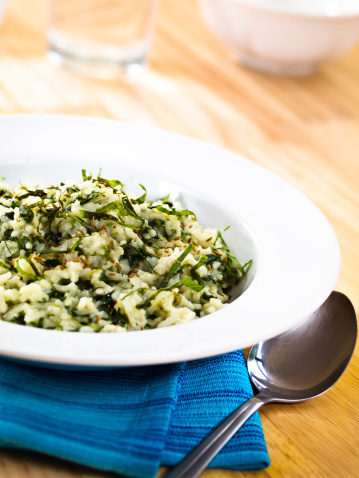Long Grain Rice「spinach&cumin pilaf with fresh mint」:スマホ壁紙(14)