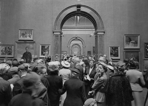 Royal Academy of Arts「RA Permits Photography」:写真・画像(1)[壁紙.com]