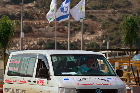 West Bank「Mobile Clinics Bring Health Care To Isolated Palestinians」:写真・画像(12)[壁紙.com]