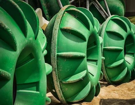 オアフ島「Green Wheels 2」:スマホ壁紙(7)