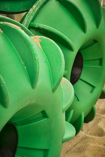 オアフ島「Green Wheels 3」:スマホ壁紙(8)