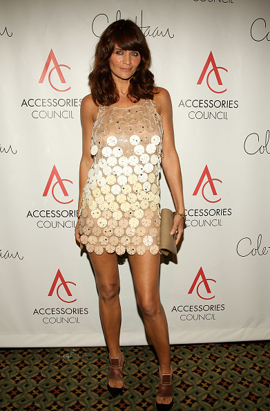 Mini Dress「12th Annual ACE Awards: Accessories Council Honors Fashion Influencers」:写真・画像(14)[壁紙.com]