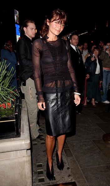 Blouse「Helena Christensen - VIP Party」:写真・画像(9)[壁紙.com]
