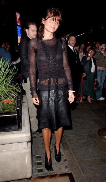 Sensuality「Helena Christensen - VIP Party」:写真・画像(15)[壁紙.com]
