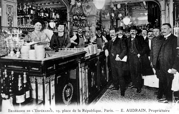 1900-1909「Paris Brasserie」:写真・画像(15)[壁紙.com]
