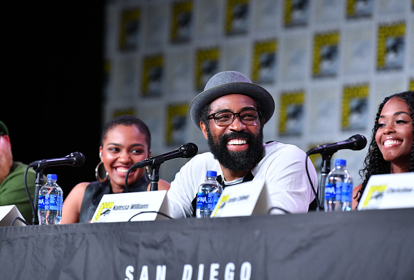 "Comic con「2019 Comic-Con International - ""Black Lightning"" Special Video Presentation And Q&A」:写真・画像(9)[壁紙.com]"