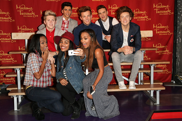 Sister「Madame Tussauds Hollywood Launches Figures Of Global Chart Topping Superstars One Direction」:写真・画像(4)[壁紙.com]