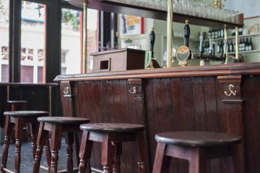 Enjoyment「Empty Pub Lounge」:スマホ壁紙(3)
