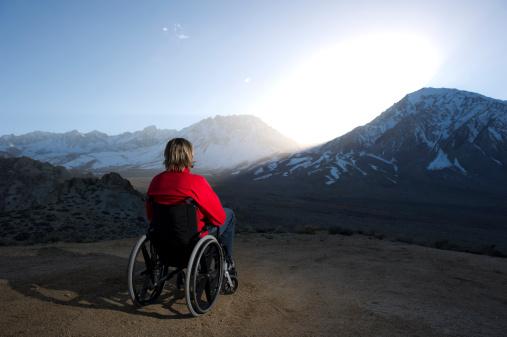 Physical Disability「watching」:スマホ壁紙(11)