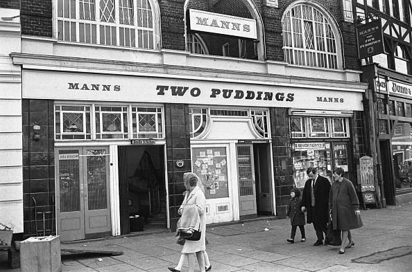 Stratford - London「Mann's Two Puddings」:写真・画像(11)[壁紙.com]