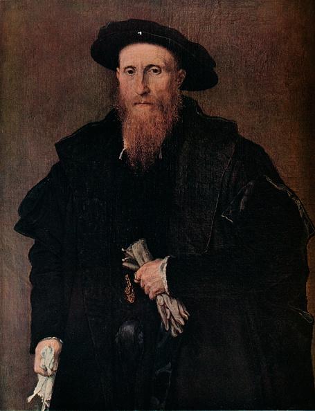Black Color「Portrait of a gentleman with gloves c 1543」:写真・画像(15)[壁紙.com]