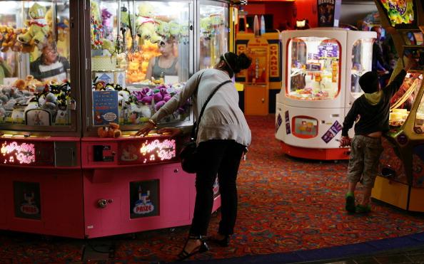 ゲームセンター「Amusement Arcade」:写真・画像(9)[壁紙.com]