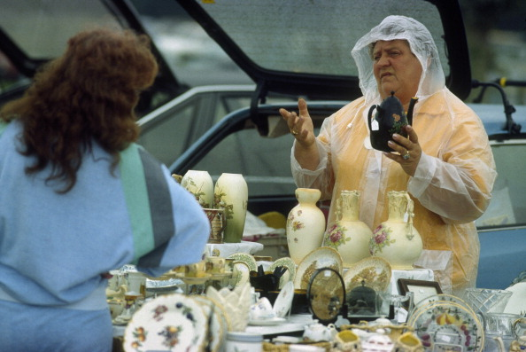 Tom Stoddart Archive「Antiques Fair」:写真・画像(8)[壁紙.com]