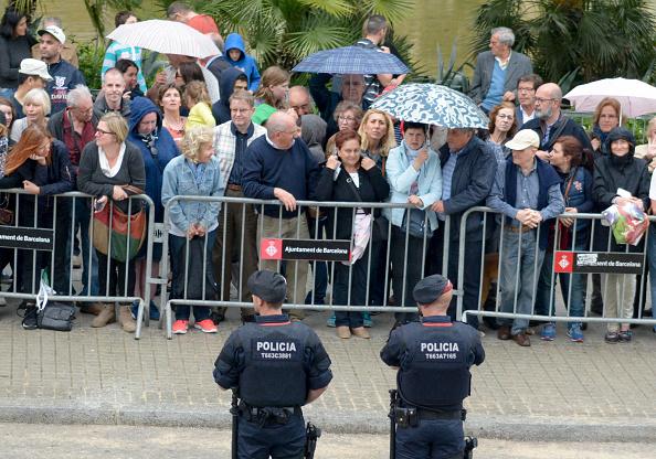 Sagrada Familia - Barcelona「State Funeral For Germanwings Accident Victims」:写真・画像(18)[壁紙.com]