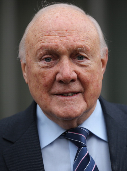 Christopher Furlong「Broadcaster Stuart Hall Appears At Court Accused Of Rape And Indecent Assault」:写真・画像(3)[壁紙.com]