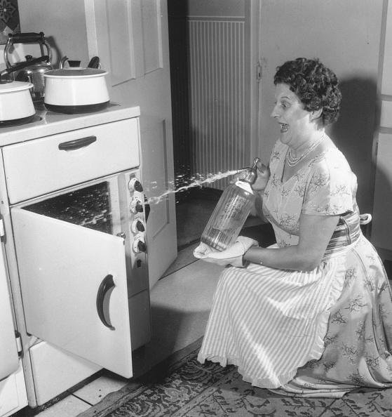 Kitchen「Oven Fire」:写真・画像(14)[壁紙.com]
