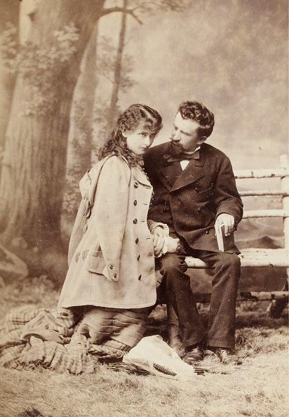 1880-1889「Portrait Of A Couple」:写真・画像(10)[壁紙.com]
