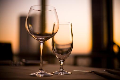 Place Setting「Elegant wine glasses」:スマホ壁紙(2)