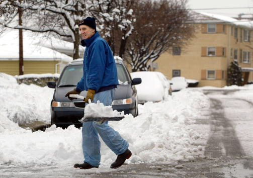 Jacket「Winter Storm Blankets Chicago」:写真・画像(10)[壁紙.com]