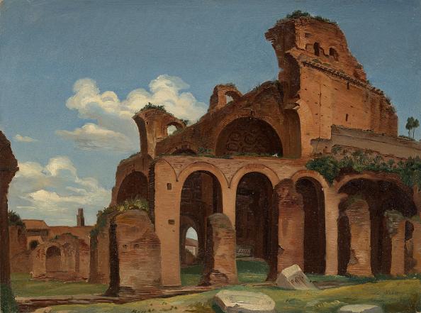 Ancient Civilization「The Basilica Of Constantine」:写真・画像(16)[壁紙.com]