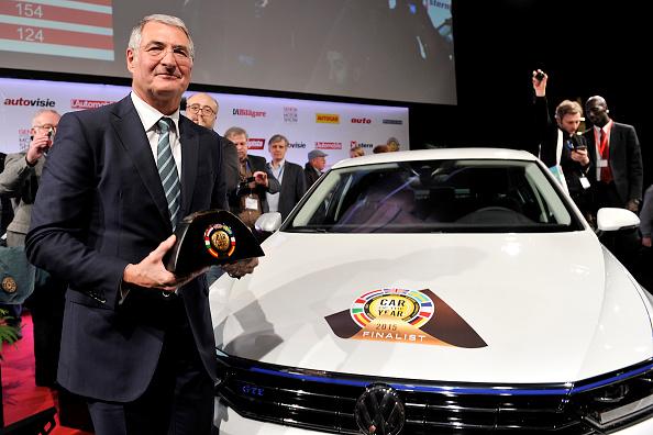Volkswagen Passat「85th Geneva International Motor Show : Press Preview」:写真・画像(4)[壁紙.com]
