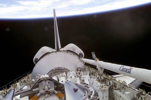 Space Shuttle STS-100 Mission:ニュース(壁紙.com)