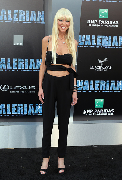 ハリウッド&ハイランドセンター「Premiere Of EuropaCorp And STX Entertainment's 'Valerian And The City Of A Thousand Planets' - Arrivals」:写真・画像(1)[壁紙.com]