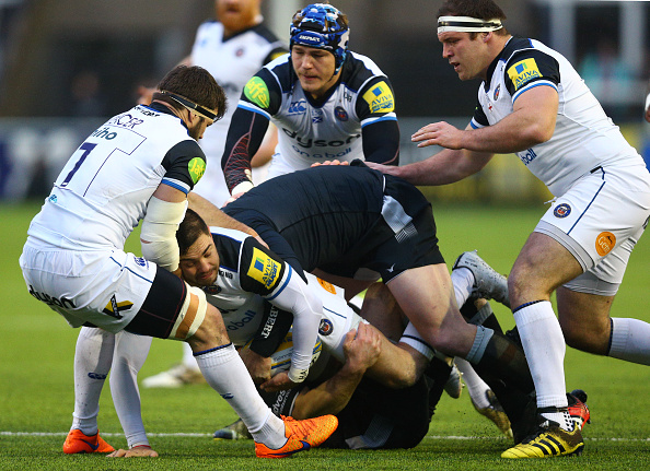 Mark Wilson「Newcastle Falcons v Bath Rugby - Aviva Premiership」:写真・画像(11)[壁紙.com]