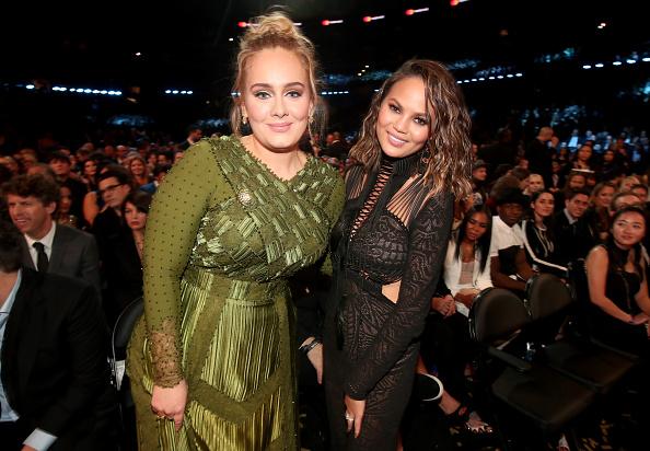 Adele - Singer「The 59th GRAMMY Awards - Roaming Show」:写真・画像(17)[壁紙.com]