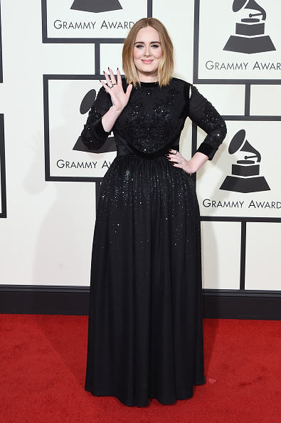 Grammy Award「The 58th GRAMMY Awards - Arrivals」:写真・画像(6)[壁紙.com]