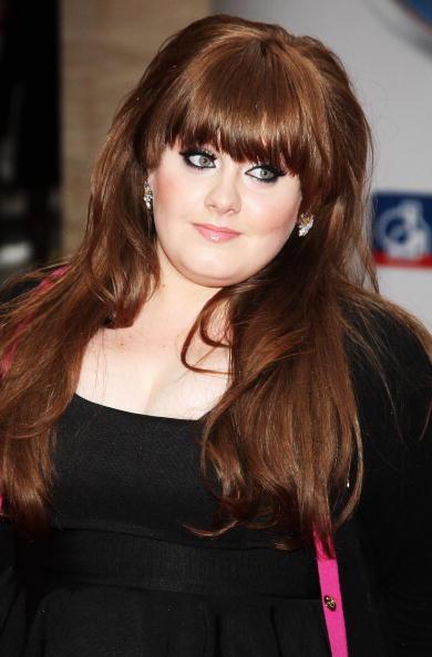 歌手 アデル「Nationwide Mercury Prize 2008 - Arrivals」:写真・画像(17)[壁紙.com]