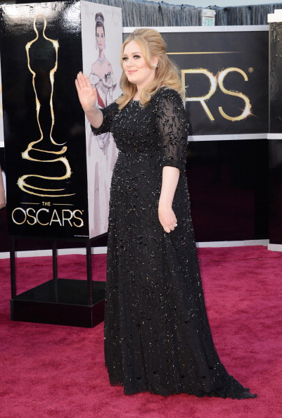Black Color「85th Annual Academy Awards - Arrivals」:写真・画像(2)[壁紙.com]