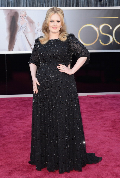 Black Dress「85th Annual Academy Awards - Arrivals」:写真・画像(5)[壁紙.com]