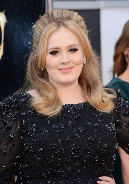 歌手 アデル「85th Annual Academy Awards - Arrivals」:写真・画像(17)[壁紙.com]